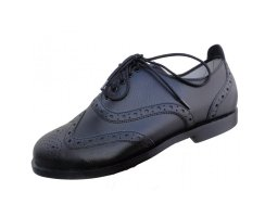 Bleyer 7539 Swingschuhe CHARLESTON - Ledersohle glatt