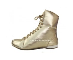 Bleyer 943100 Gardestiefel in gold