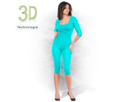 Bodyleggings Capri - 3/4 Arm 160 DEN