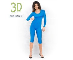 Bodyleggings Capri - langer Arm 100 DEN