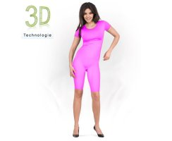 Bodyleggings Radler - Arm kurz 160 DEN