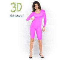 Bodyleggings Radler - Arm lang 120 DEN