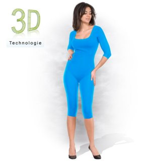 Bodyleggings Capri - 3/4 Arm 100 DEN