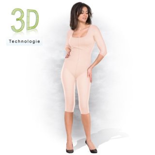 Bodyleggings Capri - 3/4 Arm, 120 DEN