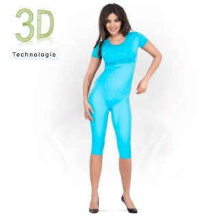Bodyleggings Capri - kurzer Arm 160 DEN