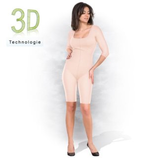 Bodyleggings Radler - 3/4 Arm 120 DEN