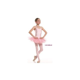 Danceries U02 Noelle Kinder Tütü Ballettkleid rosa