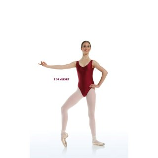 Danceries T34 VELVET Ballett Trikot Damen