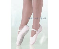 Rumpf BAE24 weiße Ballettschuhe