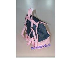 Kinder Jeans-Rucksack für Ballett & Freizeit