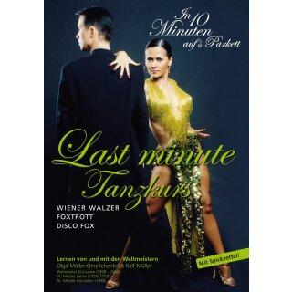 Tanz DVD Tanzen lernen in zehn Minuten