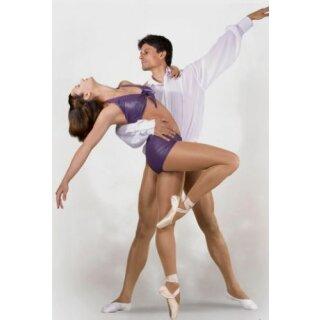 Tanzstrumpfhose weiß 40 DEN