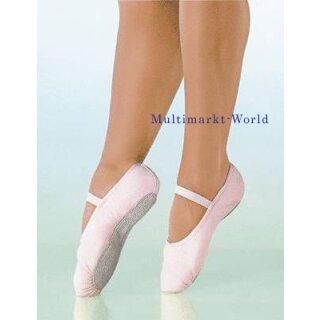 Rumpf BAE24 Ballettschuhe - rose
