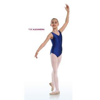 Danceries T07 Alexandra Ballett Trikot Elasthan