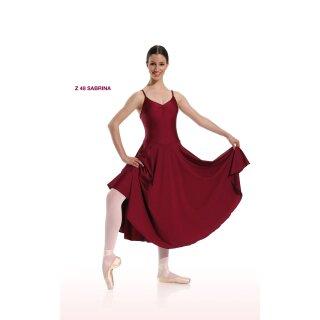 Danceries Z48 Ballett Tanzkleid Sabrina schwarz